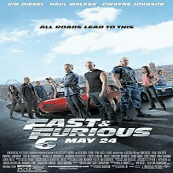 Fast And Furious 6 (2013) Mp3 Songs