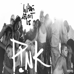 What About Us (Pink) Mp3 Song Download
