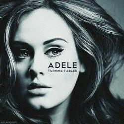 Adele Turning Tables