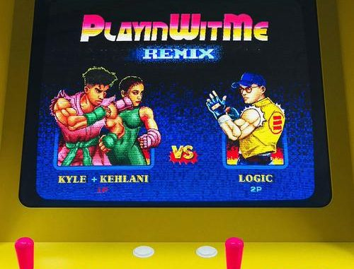 Playinwitme Remix Feat Kehlani & Logic