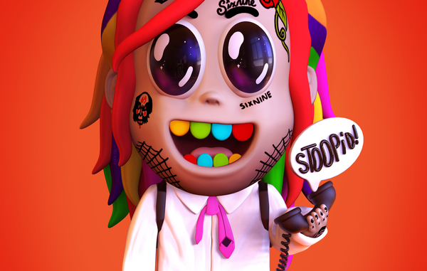 Stoopid 6ix9ine mp3 song