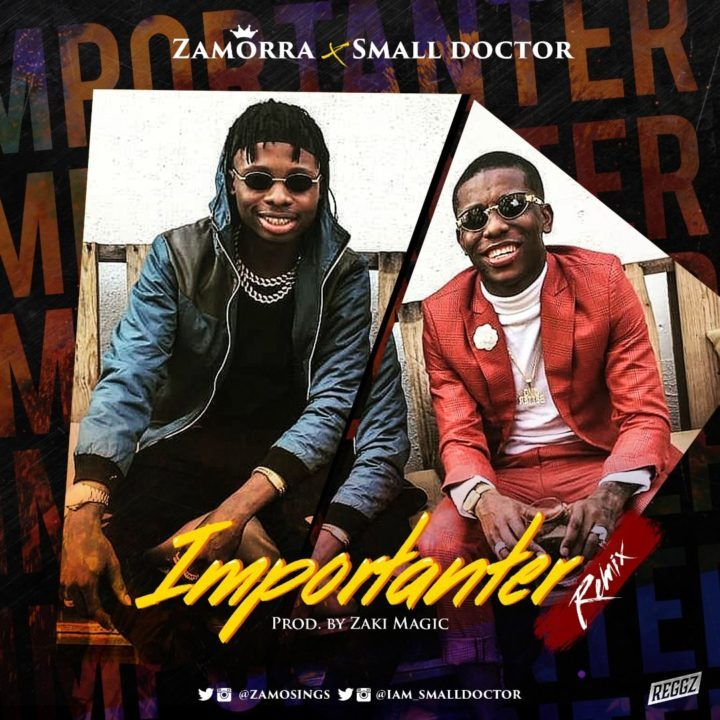 Importanter Remix Ft Small Doctor