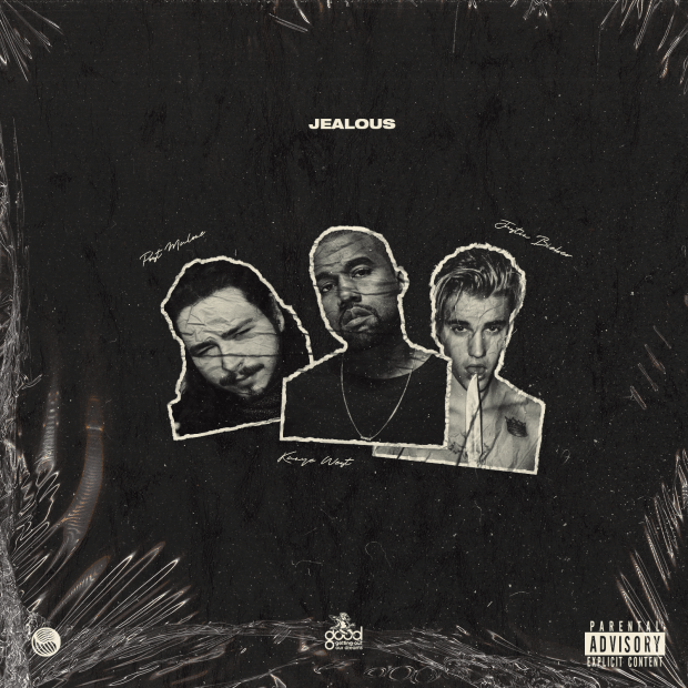 Kanye West Ft. Post Malone & Justin Bieber – Jealous