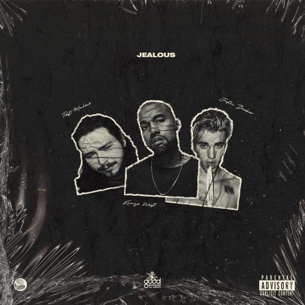 Kanye West Ft. Post Malone & Justin Bieber – Jealous