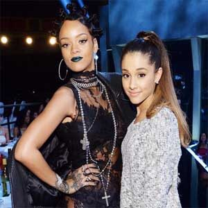 Dollars (Rihanna Feat. Ariana Grande) Mp3 Song