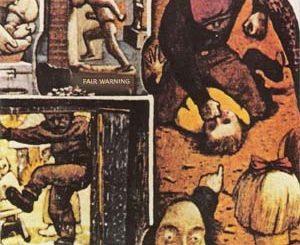 Van Halen – Fair Warning (1981)